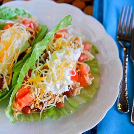 healthy taco alternative