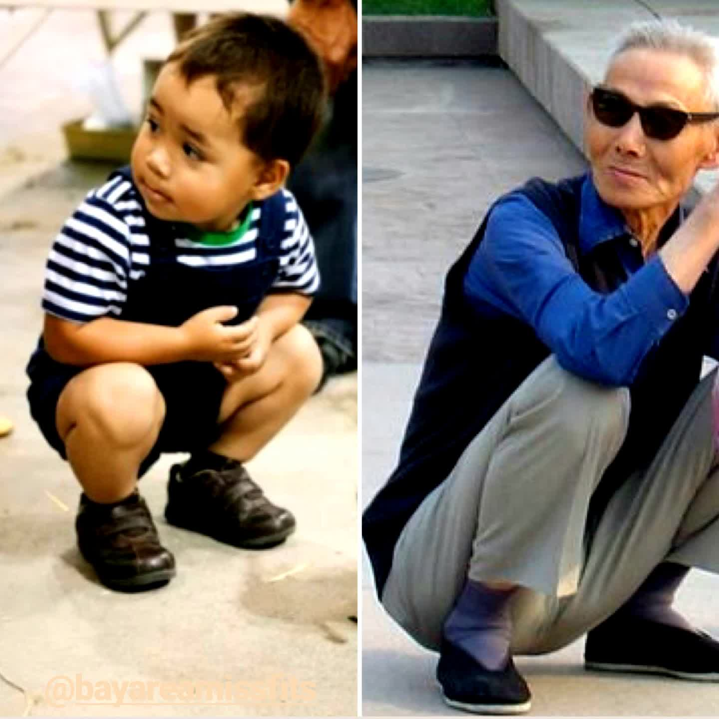 Squat at any age