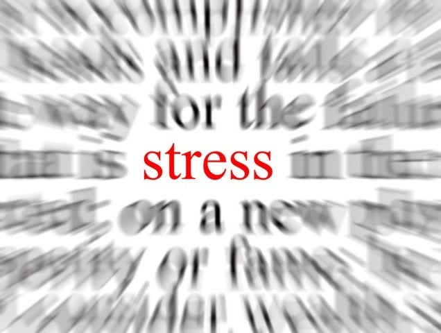 Stress graphic