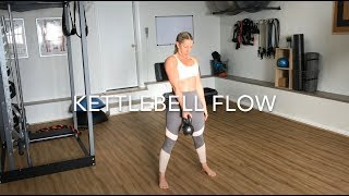 Kettlebell flow