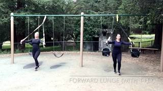 TRX in the park